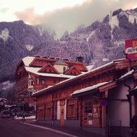 Photo taken at Cafe Tirol by Marisa on 2/9/2013