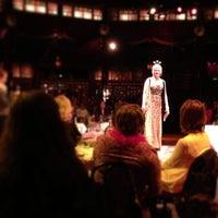 Photo taken at Teatro Zinzanni by lauren on 2/7/2013