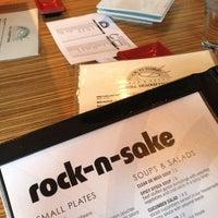 Photo taken at Rock-n-Sake by Jeff L. on 3/17/2013