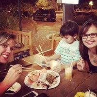 Photo taken at Nagay Gastronomia Asiática e Mediterrânea by Ruanna C. on 10/8/2013
