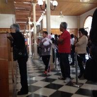 Photo taken at Registro Civil E Identificacion by cristian u. on 11/12/2012