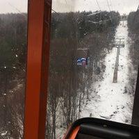 Photo taken at Кабинков Лифт Симеоново-Алеко by Dora T. on 3/17/2017