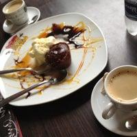 Photo taken at Doce Art Café by Vanessa S. on 1/5/2013
