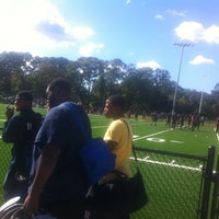 Photo taken at Granny Road Field by MadGraph on 9/28/2013
