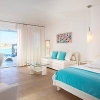 Photo taken at Petasos Beach Resort & Spa - Luxury Hotel by Petasos Beach Resort & Spa - Luxury Hotel on 7/5/2017