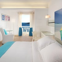 Photo taken at Petasos Beach Resort & Spa - Luxury Hotel by Petasos Beach Resort & Spa - Luxury Hotel on 8/7/2017