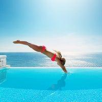 Photo taken at Petasos Beach Resort & Spa - Luxury Hotel by Petasos Beach Resort & Spa - Luxury Hotel on 4/1/2016