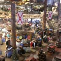 Photo taken at Bass Pro Shops Outdoor World by Paul A. on 12/29/2012