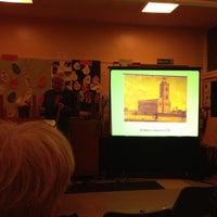 Photo taken at St. Matthews Church Hall by Jon B. on 3/28/2014