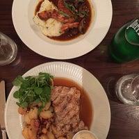 Photo taken at Côte Brasserie by Jon B. on 12/7/2015