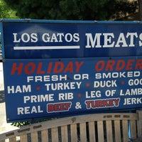 Photo taken at Los Gatos Meats Smokehouse by Karen M. on 5/17/2013