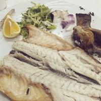 Photo taken at Marmara Restaurant by Özlem D. on 7/16/2016