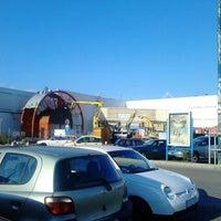 Photo taken at Pólus Center by Elek J. on 10/11/2012