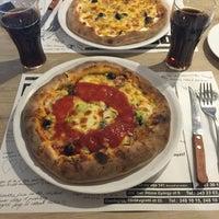 Photo taken at Mix-R Pizza & Étterem by Miklos S. on 5/6/2016