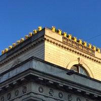 Photo taken at Bastioni di Porta Venezia by carcher 8. on 6/25/2015