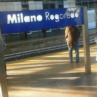 Photo taken at Milano Rogoredo Railway Station (IMR) by Giulia F. on 11/6/2012