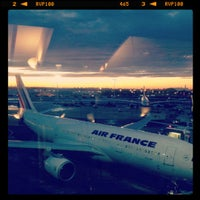 Photo taken at Air France Lounge by Apsara S. on 11/8/2012