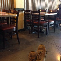 Photo taken at Wingstop by Pam W. on 12/22/2013