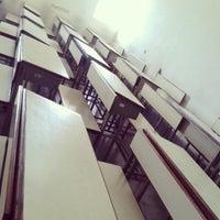 Photo taken at Shah & Anchor Kutchhi Engineering College by Sagar C. on 4/23/2013