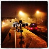 Photo taken at Ski stasjon by Jan S. on 11/6/2012