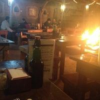Photo taken at Restaurant Casa de Piedra by Eduardo A. on 10/10/2012