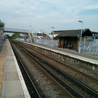 Photo taken at Lower Sydenham Railway Station (LSY) by Martin H. on 6/7/2013