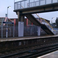 Photo taken at Lower Sydenham Railway Station (LSY) by Martin H. on 2/11/2013