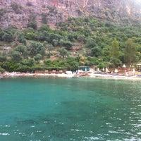 5/9/2013 tarihinde Eray E.ziyaretçi tarafından Nuri's Beach'de çekilen fotoğraf