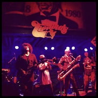 Photo taken at Tipitina's by Stephanie M. on 2/10/2013