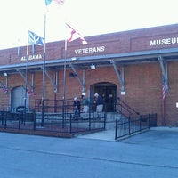 Photo taken at Alabama Veterans Museum by Heather G. on 11/2/2013
