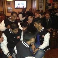 Photo taken at Moloney's Irish Pub by Kam P. on 3/15/2013