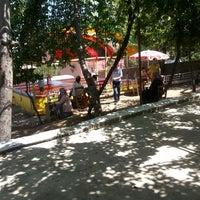 Photo taken at Ayvagediği Eğlence Merkezi by İsmail G. on 7/10/2016