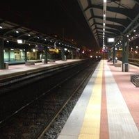 Photo taken at Firenze Campo di Marte Railway Station (FIR) by Dario C. on 11/2/2012