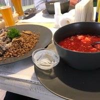6/15/2018 tarihinde Nori K.ziyaretçi tarafından Дом-кафе'de çekilen fotoğraf