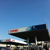 Photo taken at Copec by Julio M. on 9/15/2012