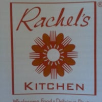 Photo taken at Rachel's Kitchen by Grant H. on 12/11/2012