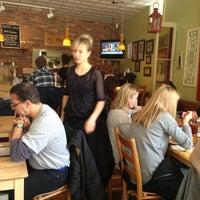Photo taken at Corner Cafe by Jenny P. on 3/23/2013
