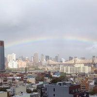 Photo taken at Long Island City, NY by Kayla L. on 10/30/2012
