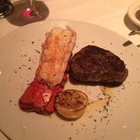 Photo taken at Fleming's Prime Steakhouse & Wine Bar by Violet H. on 4/11/2014