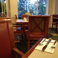 Photo taken at Hilton Garden Inn by Ted I. on 4/12/2013