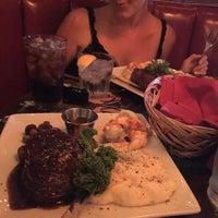 Photo taken at Saska's Steaks and Seafood by Ryan SLAYER G. on 8/6/2015