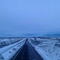 Photo taken at Rail Runner: Santa Fe County/ NM 599 by Olga S. on 2/13/2017