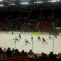 Photo taken at Oklahoma City Barons Hockey by Ding Gullberry R. on 1/12/2013