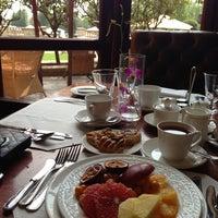 Photo taken at Medeo Restaurant by Elle B. on 9/20/2013