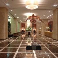 Photo taken at Grosvenor House Dubai فندق جروسفنر هاوس by Elle B. on 5/22/2013