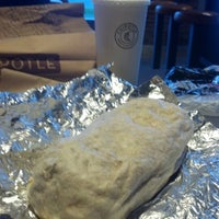 Photo taken at Chipotle Mexican Grill by Dirty D. on 10/23/2012