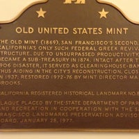Photo taken at The Old San Francisco Mint by Lisa W. on 4/1/2013