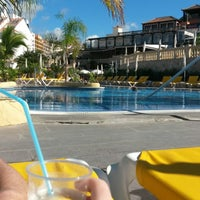 Photo taken at Hotel Paradise Park Resort & Spa by Raul M. on 11/18/2014