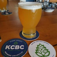 Photo taken at Kings County Brewers Collective by Michael G. on 7/14/2018