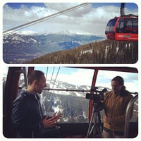 Photo taken at PEAK 2 PEAK Gondola by Josh Rimer @. on 4/16/2013